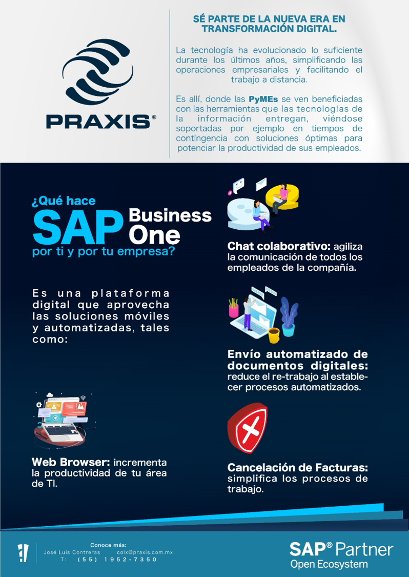 Optimiza el trabajo remoto con SAP