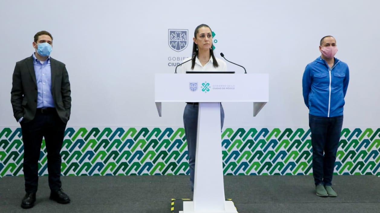 Videoconferencia con la Jefa de Gobierno 26 de junio