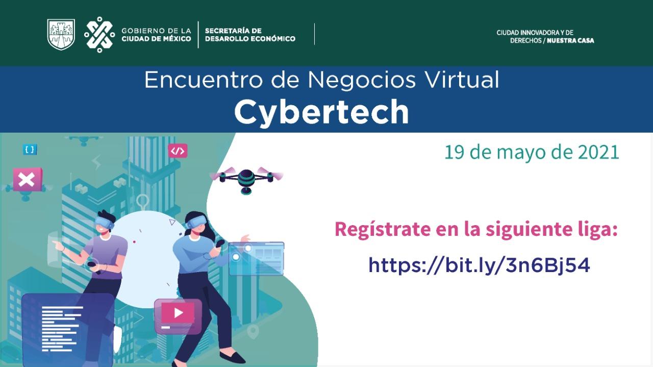 Prosoftware y SEDECO invitan a participar en el encuentro de Negocios Virtual Cybertech