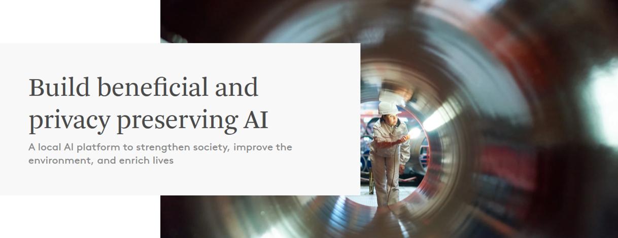 Coral. Conoce las herramientas para construir productos basados en Inteligencia Artificial local.