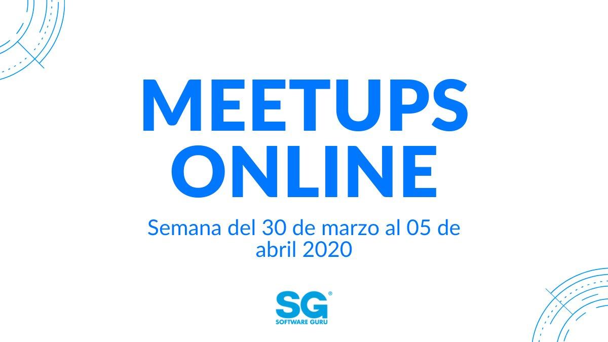 SG: meetups online