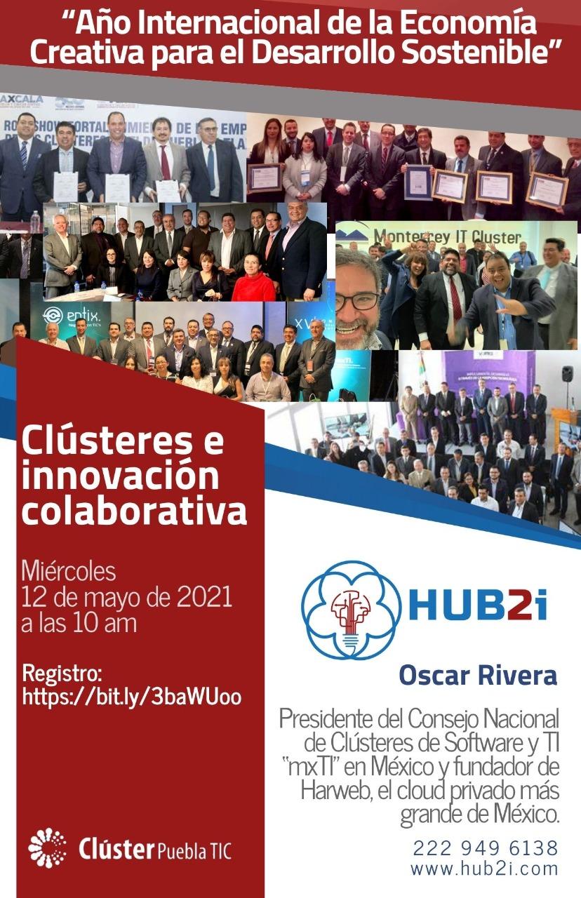 Clústeres e innovación colaborativa