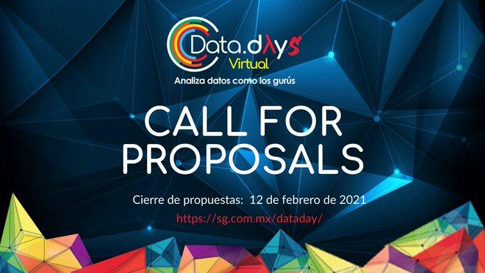 Participa como conferencista en Data Days 2021