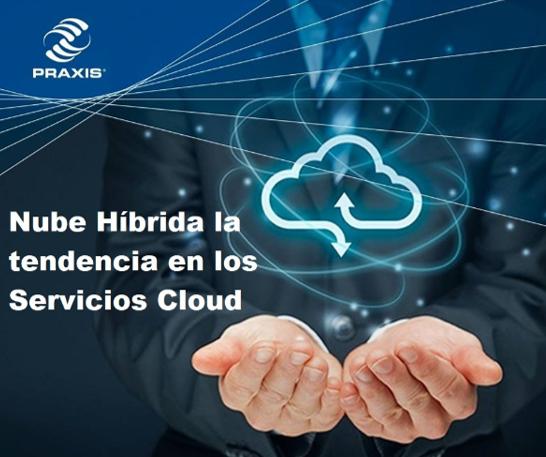 WEBINAR Nube Híbrida la tendencia en los Servicios Cloud. 23 DE ABRIL