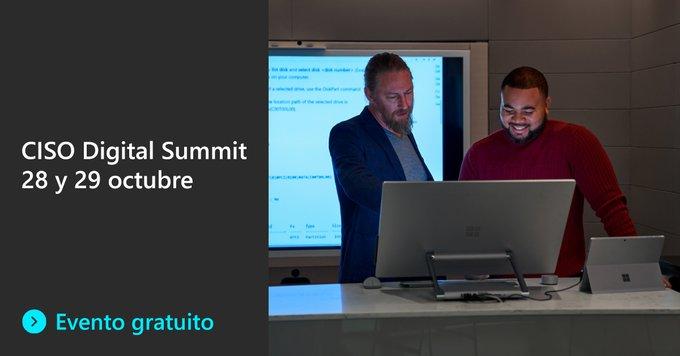 Microsoft CISO Digital Summit