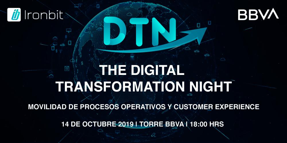 Digital Transformation Night
