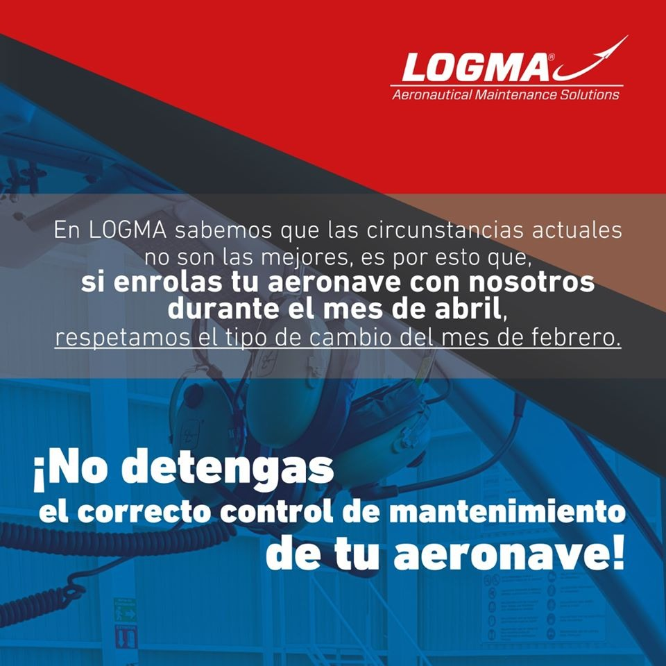 LOGMA. Aeronautical Maintenance Solutions