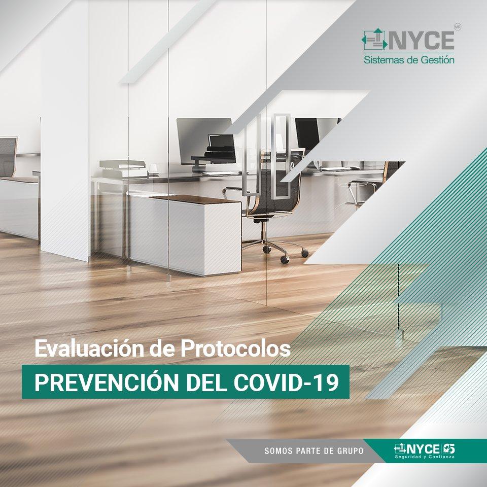 Curso de protocolo de control y prevención ante COVID-19