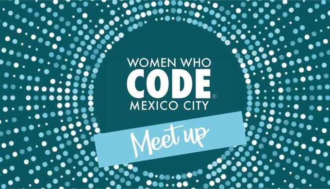 Esta tarde el meetup de  @WWCodeCDMX  será transmitido por las redes de Software Guru  @RevistaSG  no te lo pierdas!