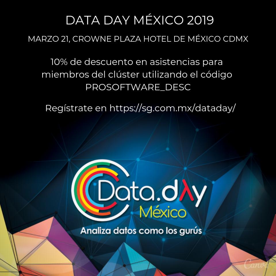 DATA DAY MÉXICO    21 de marzo 2019