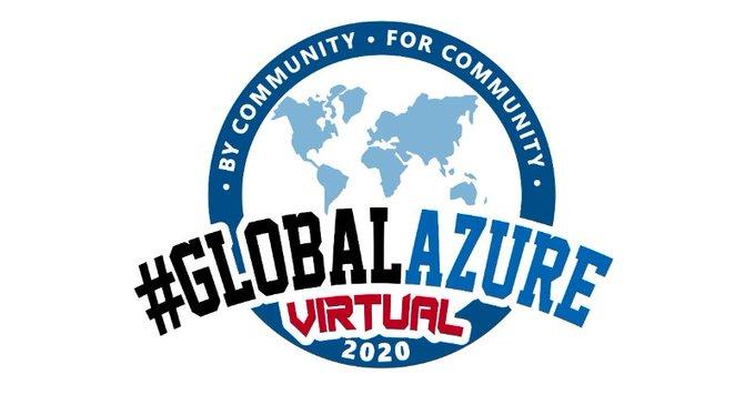 Global Azure Virtual 2020, del 23 al 25 de abril