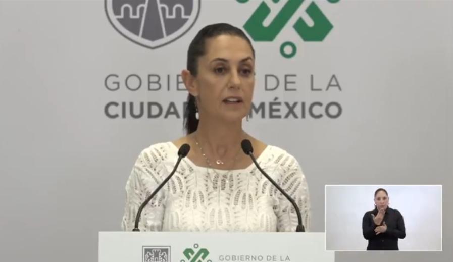 Mensaje de la Jefa de Gobierno Claudia Sheinbaum de la CDMX 19 de marzo