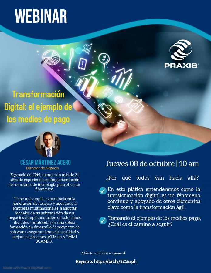 Transformación Digital: el ejemplo de los medios de pago